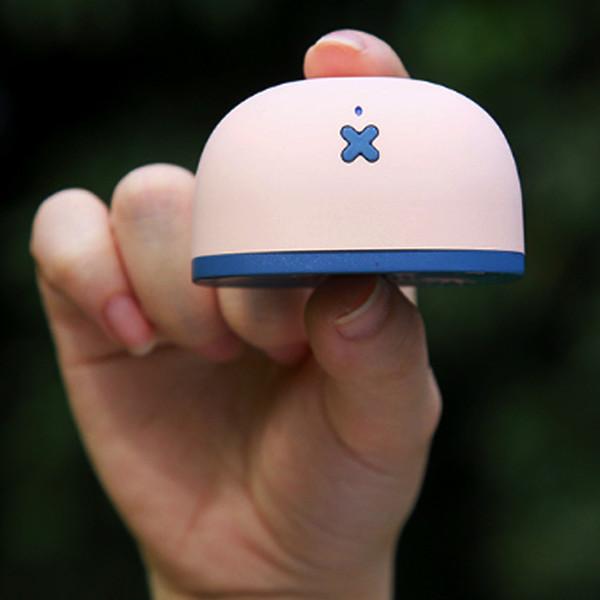 Haut-parleur Bluetooth 4.2 sans fil Mosum Mini haut-parleurs protables Haut-parleur Bluetooth avec mini microphone sans fil