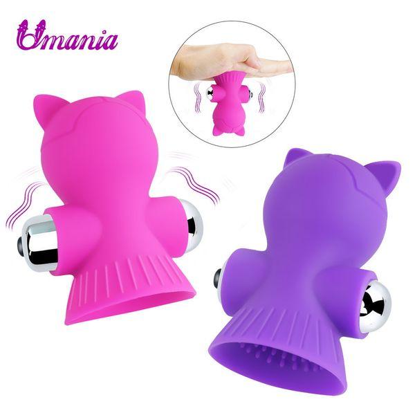 Vibrating Nipple Massager Vibrator Female Masturbation Breast Enlarge Clitoral Stimulator Clit Sucker Sex Toys for Woman C19010501