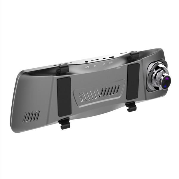 Streaming Media Full Touch Screen Camera Recorder, Backup Camera with Parking Monitor,G-Sensor,Night Vision and Loop Recording car dvr