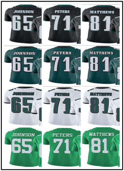 release date: e4cd4 52baf 2019 Can Custom Men Philadelphia Eagles Jerseys #65 Lane Johnson 71 Jason  Peters 81 Jrn Matthews Man Jersey Rugby Clothing From Gjybest003, $20.11    ...