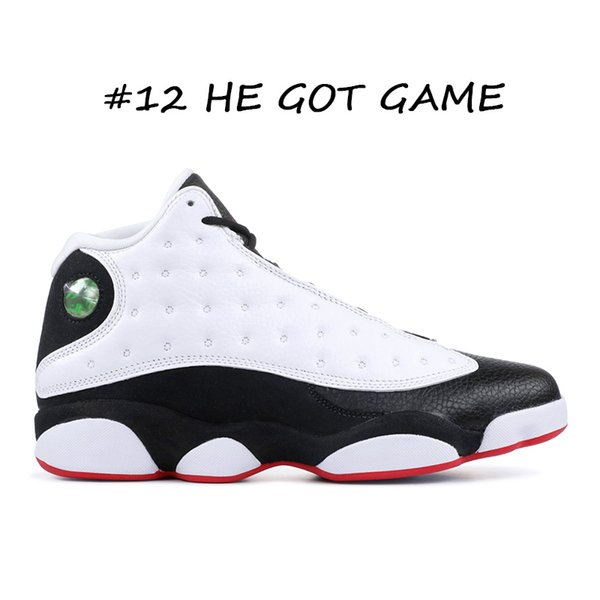 #12 HE GOT GAME