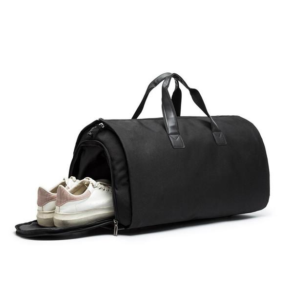 Folding Travel Luggage Bag Business Large Men's Oxford Duffle Handbag Clothes Shoes Case Trip Organizer Accessories Supplies