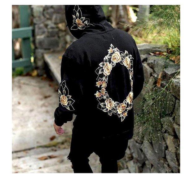 Men '; S hoodies camisolas Moda Casual Confortável Mens Clothes camisola 4colors mais barato frete grátis solto Primavera Outono
