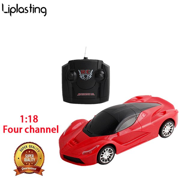 RC Car Driving Sports Cars drive Models Remote Control Car RC Cool Lighting Four-Way model Toys for children Gifts