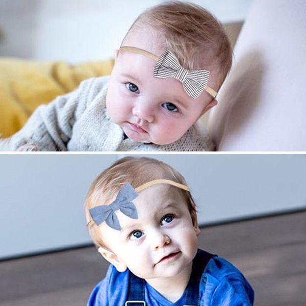 Newborn baby headbands Girls Unicorn cotton ribbon jojo siwa bows baby turbans flower softball band scrunchies Headbands hairbows