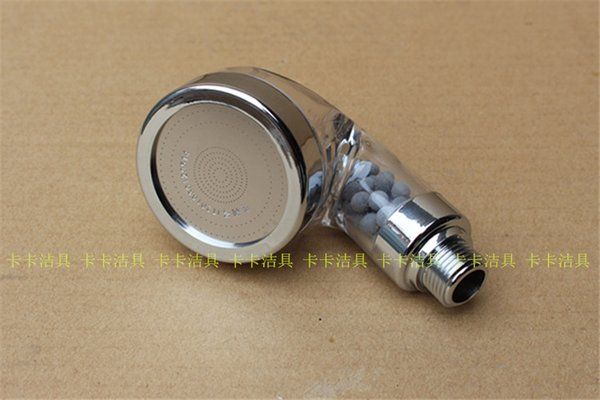 Handheld Pressurized water-saving shower shampoo bed shower faucet shampoo bed Plastic nozzle