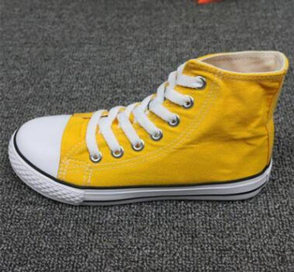 Gelb hohe
