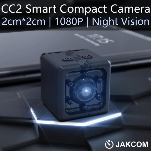 JAKCOM CC2 Compact Camera Hot Sale em mini câmeras como câmera babá lâmpada suporte luz mini câmera IP