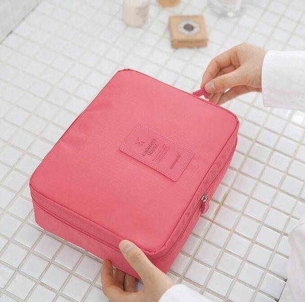 большая емкость второго поколение путешествия мыть мешок простого мешок косметического мешка хранения многофункционального путешествия прием Packe
