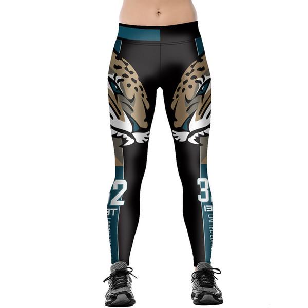 Women Legging Galaxy Snowflakes Gradient Blue printed legging S-4XL legging