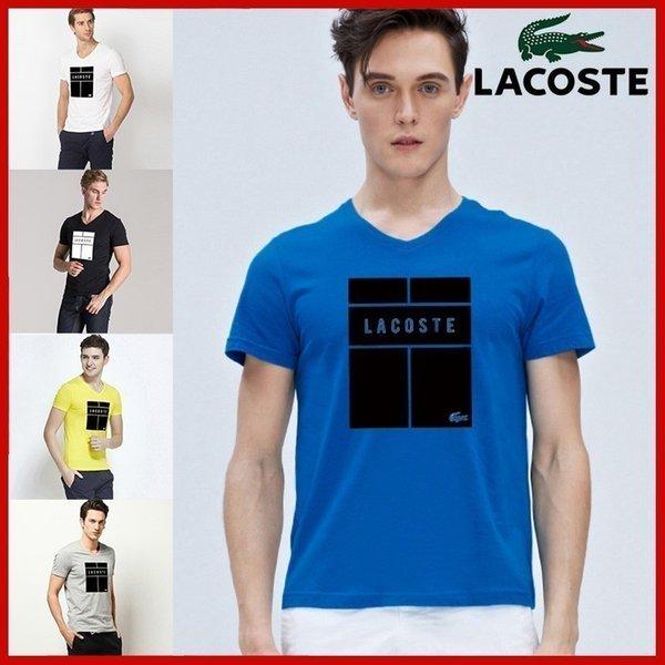 2019 nouveau haut de gamme couple de mode t-shirt revers polo shirt POLO 060805