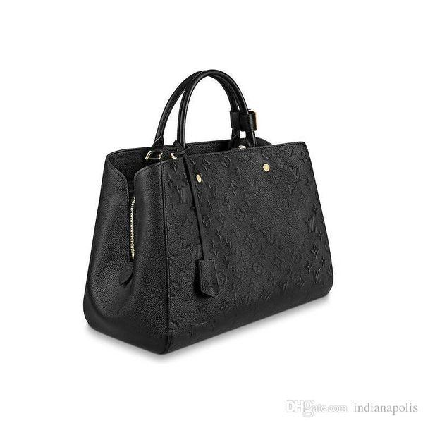 Дизайнерские роскошные сумки-кошельки Monogram Handbags Деловые сумки MONTAIGNE GM BB Сумка-рюкзак, кошелек, кошельки, сумки на ремне, сумка дешево