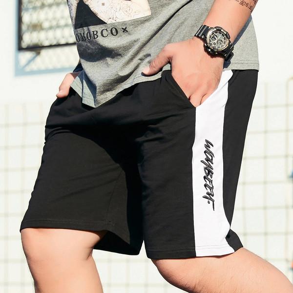 Мужские шорты с принтом большого размера