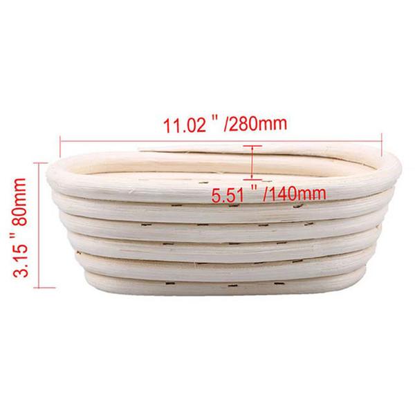 Ovale / 280x140x80mm