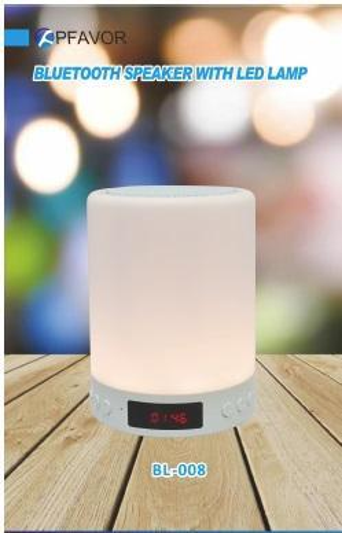 multi-color Night Light Bluetooth Speakers Portable Music Speaker Smart TouchControl Color LED Bedside Table Lamp Speakerphone TF Card