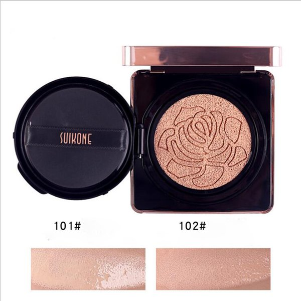 Air cushion liquid foundation CC cream concealer nude makeup moisturizing brightening lasting hydrating air cushion BB cream