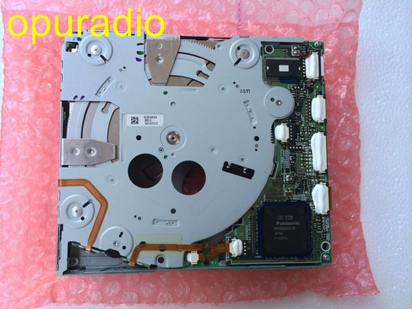 Free shipping new Alpine 6 disc CD/DVD changer mechanism DZ63G050 DZ63G05A exactly PCB for Acura MDX ZDX TL TLX car DVD radio Navigation GPS