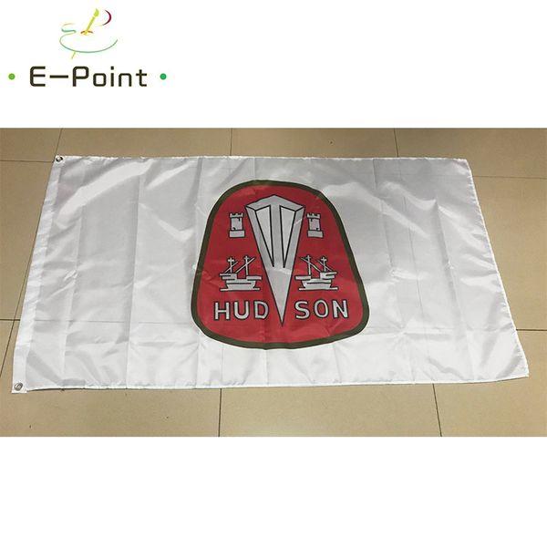 Hudsun Car Flag 3 * 5 футов (90 см * 150 см) Полиэстер флаг Баннер украшения летающий дом сад флаг Праздничные подарки