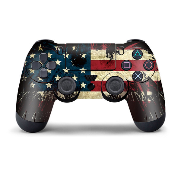 best selling Gaming Controller Decorations for PS4 Vibration Joystick Gamepad Game Controller for Sony Play Station PS4 Sticker