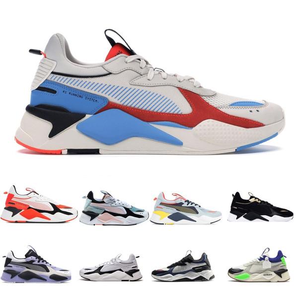 Puma New Creepers alta qualità RS-X giocattoli reinvenzione scarpe nuove donne degli uomini del progettista in esecuzione allenatore di basket casual sneakers taglia 36-45