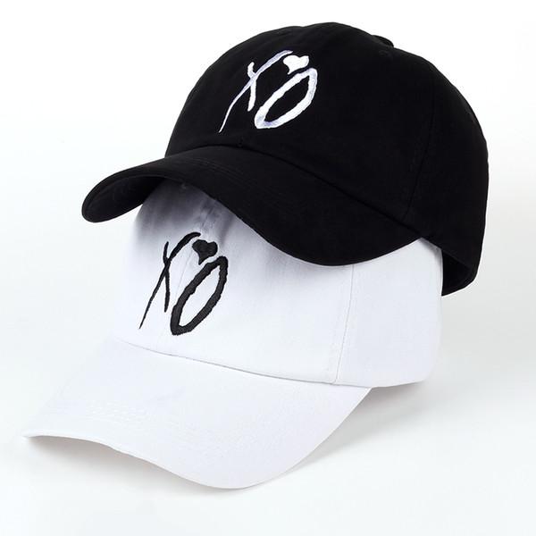 X.O Caps O mais novo design ajustável Dad Hat XO Boné Snapback de alta qualidade Mulheres Homens As weeknd Starboy Chapéus