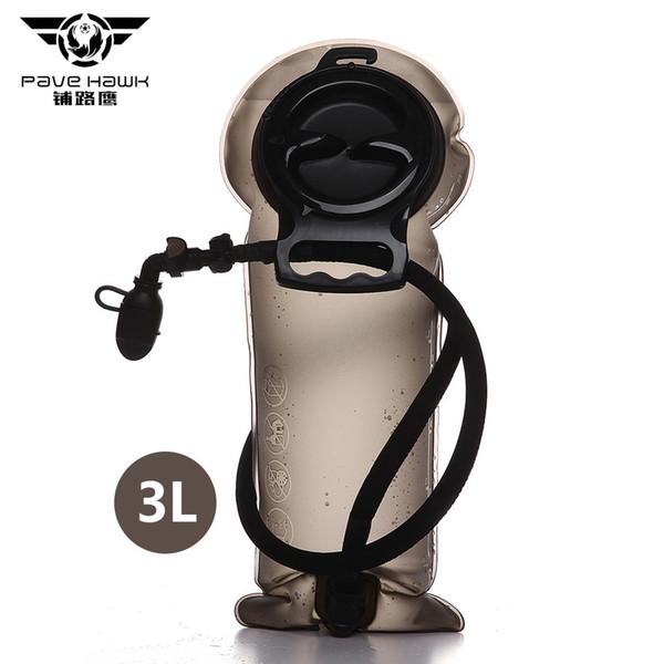 New 3L Travel Totes Portable Water Bag Bike Camelback Bladder Bag Hydration Backpacks Durable Travel Bottle TPU -grade