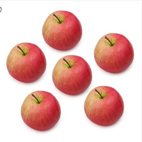 2019 Rtificial Red Apple Lifelike Foam Simulation Fake Fruits Green Apples  Garden House Party Kitchen Decor From Monster_guardians, $13.07 | ...
