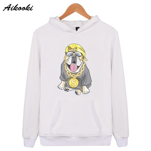 reputable site 80286 1cde7 2019 Fenway Forever Womens Hoodies And Sweatshirts Hip Hop Cartoon Printed  Fashion Hooded Women Men Sweatshirt Dog Funny Pullovers From Huoxiang, ...