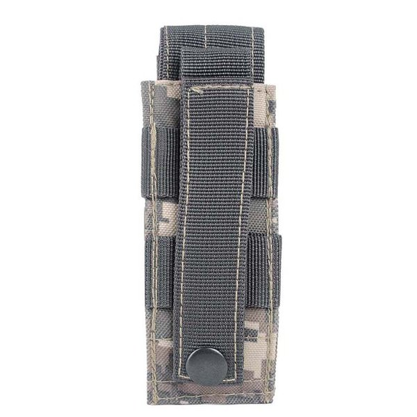 Tactical Bag Outdoor Hiking Molle Pack Key Mini Tools Magazine Holster Pouch Sport Bag