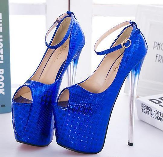 Blue come with box