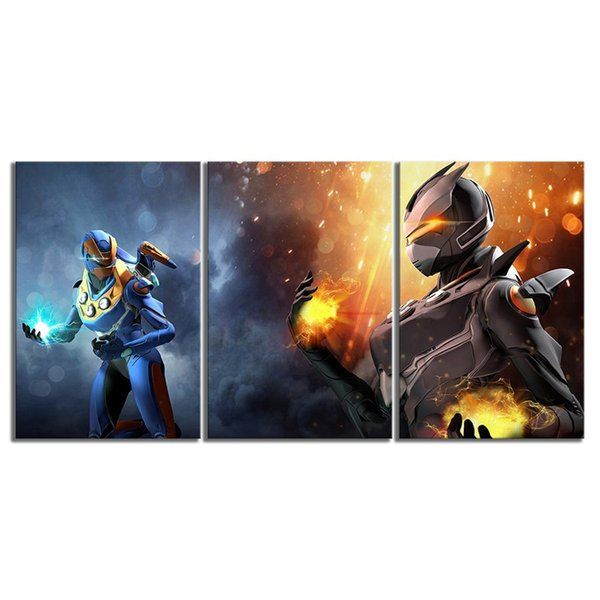 2019 Fortnite Battle Royale Game Poster Fort Canvas Home Decor Hd Printed Modern Art Painting On Canvas Unframed Framed 16x24x3 From Love3paintings