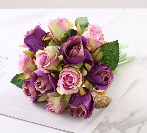 viola rosa