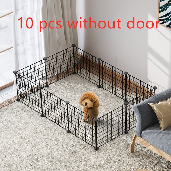 Black without door 10pcs
