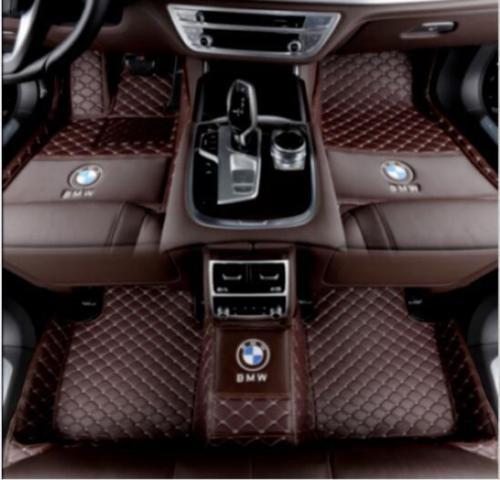 best selling For Fit For BMW 3 Series E90 E92 E93 2005-2011 luxury custom Car Floor Mats floor mat