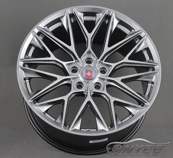 Car rims alloy wheels auto parts modified model F1202 FIT FOR BMW BENZ AUDI TOYOTA