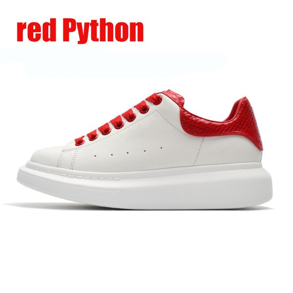 red Python