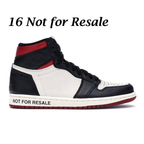 16 Not for Resale