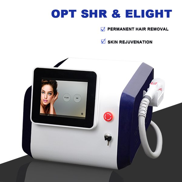 Hot sale !Ipl opt shr laser machine fast hair removal elight acne removal vascular therapy laser facial rejuvenation