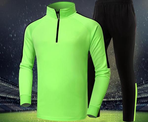 2019 Nuevo estilo Hombres Traje recreativo Traje de entrenamiento de fútbol El juego Ropa de fútbol pantalones tamaño s-xl