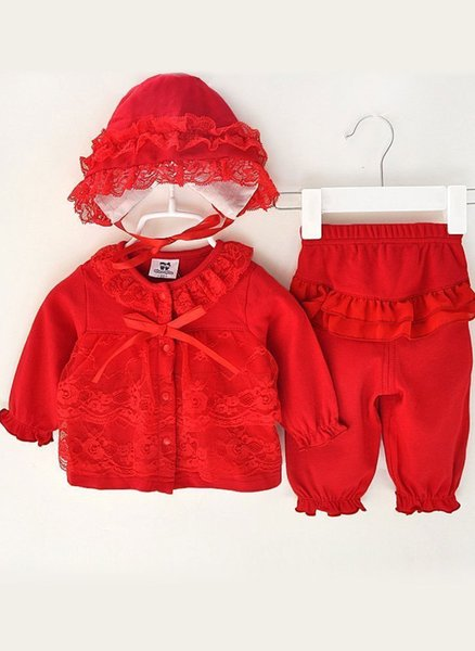 red set 3pcs