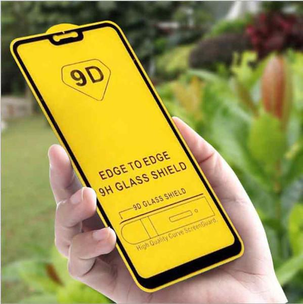 Pour iPhone 9 Plus IXS Plus Protection d'écran 9H Verre Trempé Pour Xiaomi 9 9se Redmi Note 7 Film Protecteur Sans Boîte De Détail