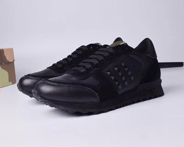 Nombre Diseñador Arena Zapatos Hombre Casual Zapatilla de deporte Roja Diseñador de moda Zapatillas altas baratas Zapatillas de fiesta negras blancas Entrenador hy1803233