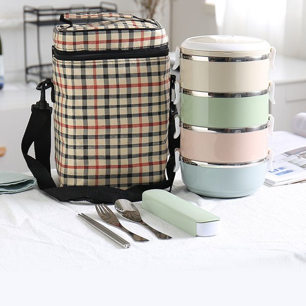 Multi 4Layer And Bag
