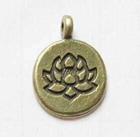 Bronze Lotus 19cm