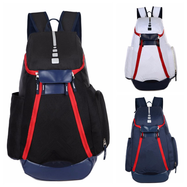 Designer Luxury N Brand Unisex Backpacks Large Capacity Travel Knapsack Student Schoolbags Boys Basketball Backpack Waterproof