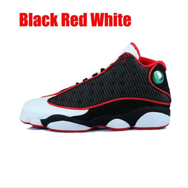 black red