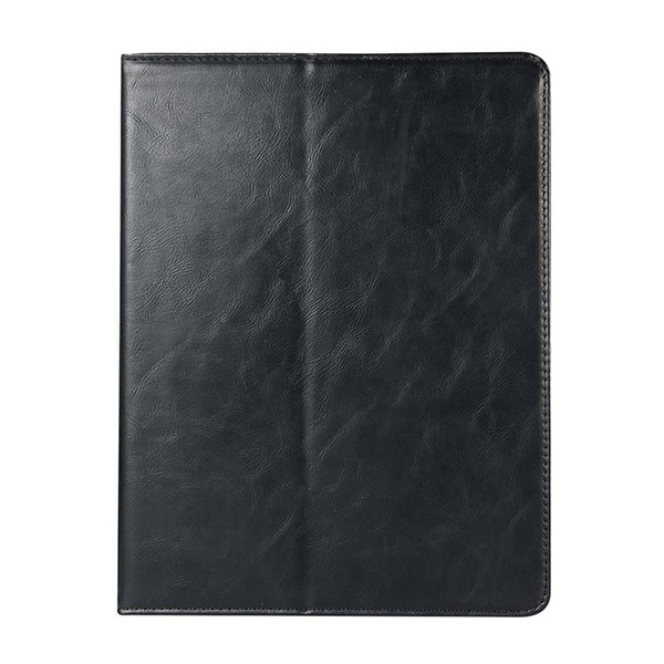 Classic Half Genuine Leather Tablet Case For ipad pro 11 inch With Built-in Pen Slot PU Leather Case