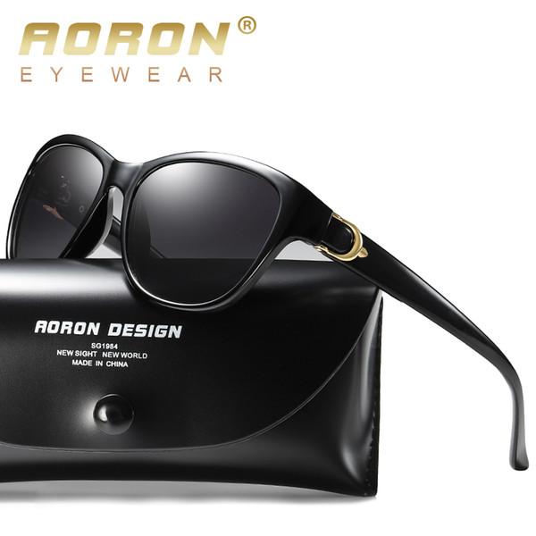 Womens Fashion Vintage Polarized Sunglasses Brand Designer Classic Sun Glasses for Women Ladies Eyeglasses Accessories Eyewear