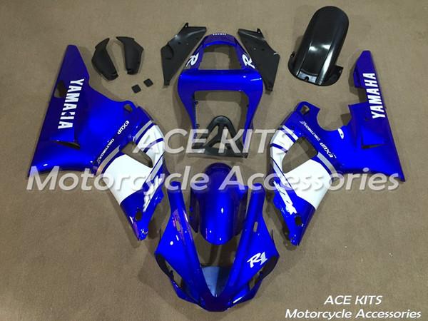 Carenados de motos ACE para Yamaha YZF1000R 2000 2001 YZF R1 00 01 Todo tipo de color No .H5
