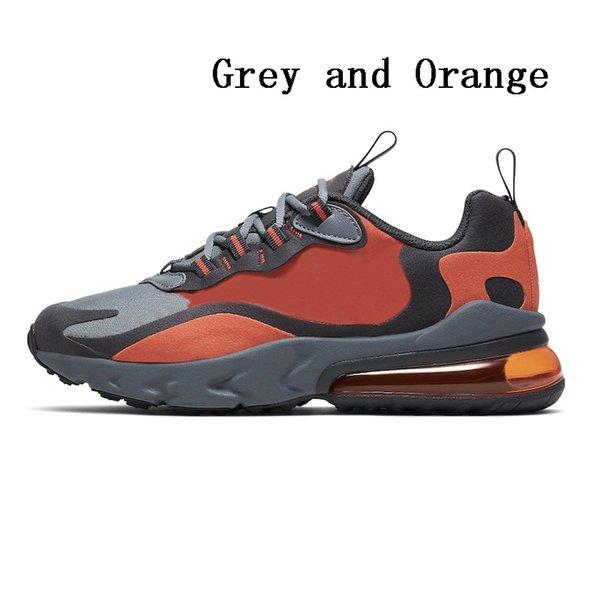 Gris y Naranja